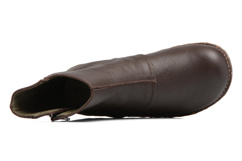 Bottines et boots El Naturalista Yggdrasil NE28 Marron vue gauche