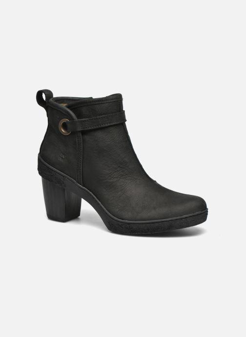 Bottines et boots El Naturalista Lichen NF71 Noir vue détail/paire