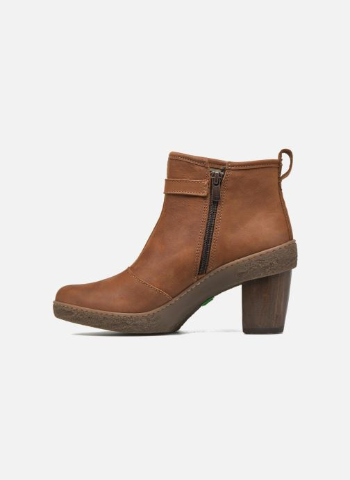 Bottines et boots El Naturalista Lichen NF71 Marron vue face