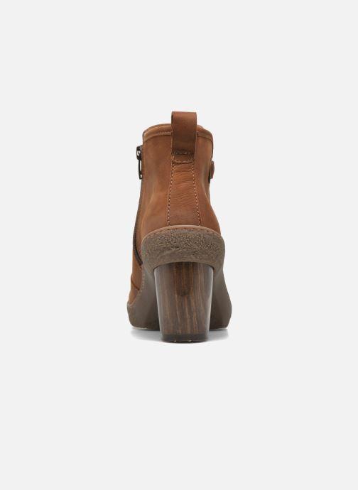 Bottines et boots El Naturalista Lichen NF71 Marron vue droite