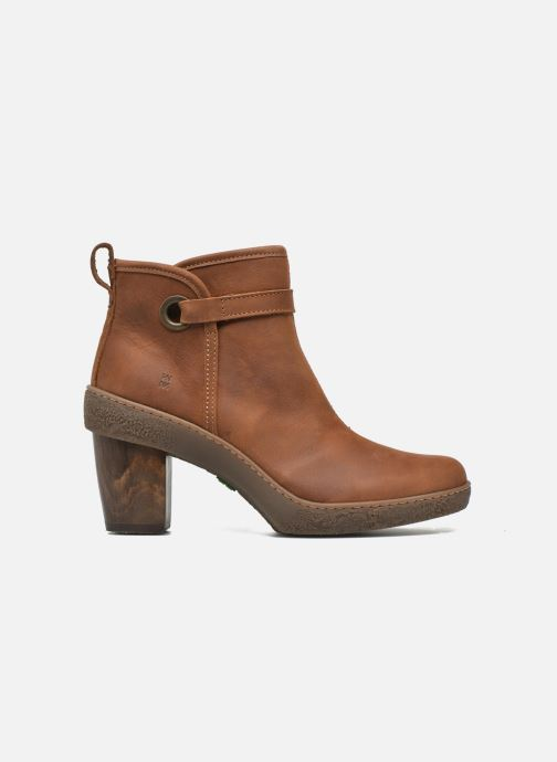Bottines et boots El Naturalista Lichen NF71 Marron vue derrière
