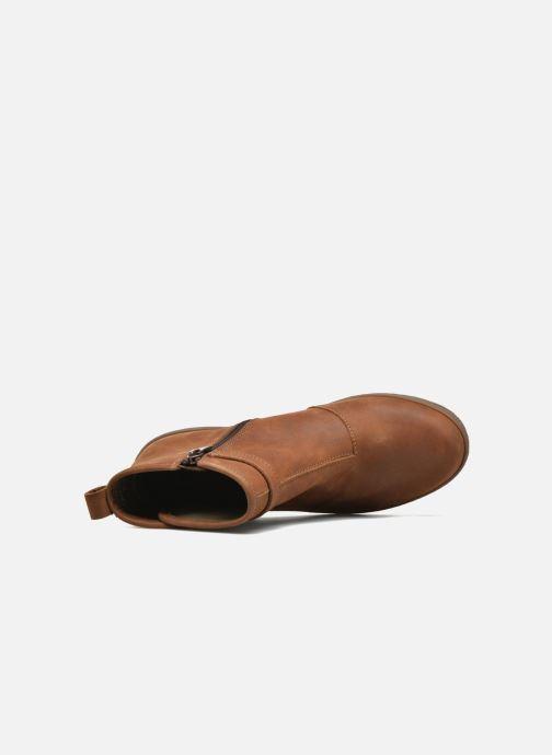 Bottines et boots El Naturalista Lichen NF71 Marron vue gauche