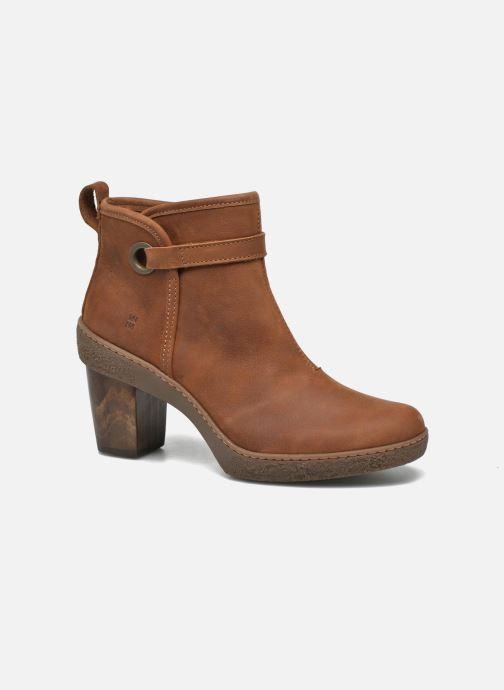 Bottines et boots El Naturalista Lichen NF71 Marron vue détail/paire