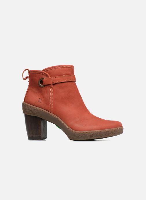 Bottines et boots El Naturalista Lichen NF71 Rouge vue derrière