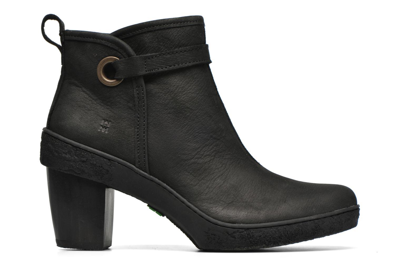 Bottines et boots El Naturalista Lichen NF71 Noir vue derrière