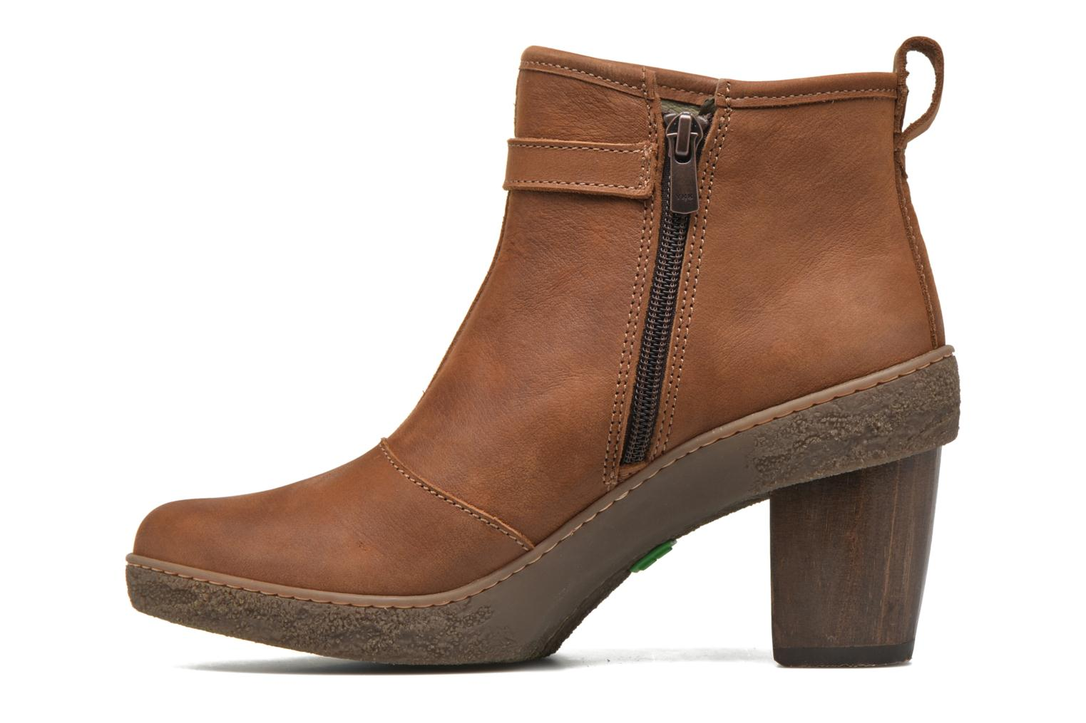 Bottines et boots El Naturalista Lichen NF71 Marron vue face
