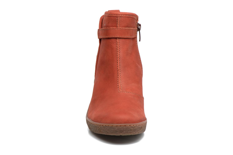 Bottines et boots El Naturalista Lichen NF71 Rouge vue portées chaussures