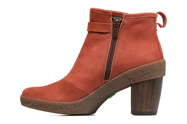Bottines et boots El Naturalista Lichen NF71 Rouge vue face