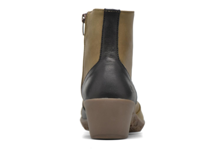 Bottines et boots El Naturalista Alhambra NG15 Vert vue droite