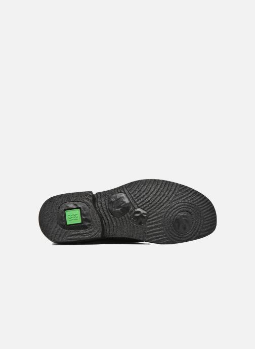 Zapatos con cordones El Naturalista Yugen NG21 Negro vista de arriba