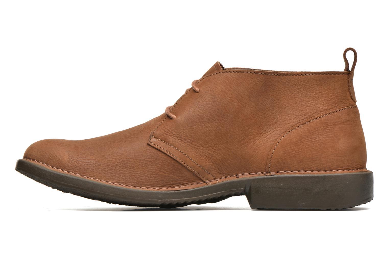 Zapatos con cordones El Naturalista Yugen NG21 Marrón vista de frente