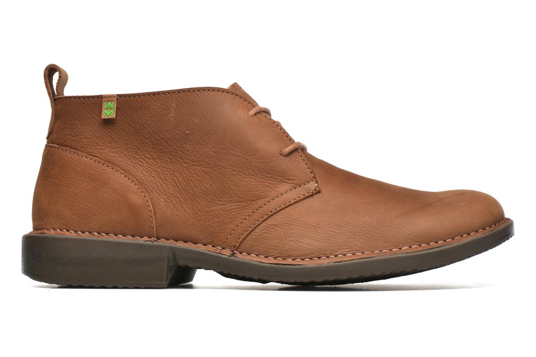 Zapatos con cordones El Naturalista Yugen NG21 Marrón vistra trasera