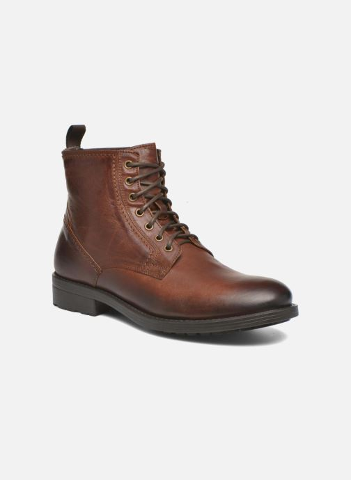Ankle boots Marvin&co Ansi Brown detailed view/ Pair view