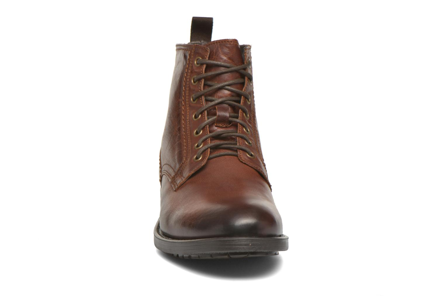 Boots en enkellaarsjes Marvin&Co Ansi Bruin model