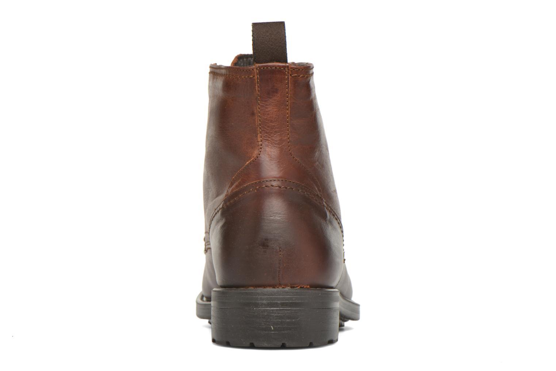 Bottines et boots Marvin&Co Ansi Marron vue droite
