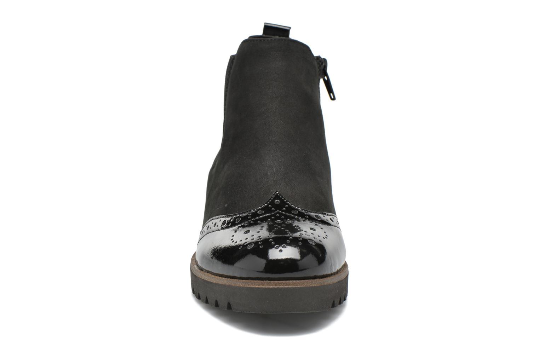 Bottines et boots Remonte Clara D0178 Noir vue portées chaussures