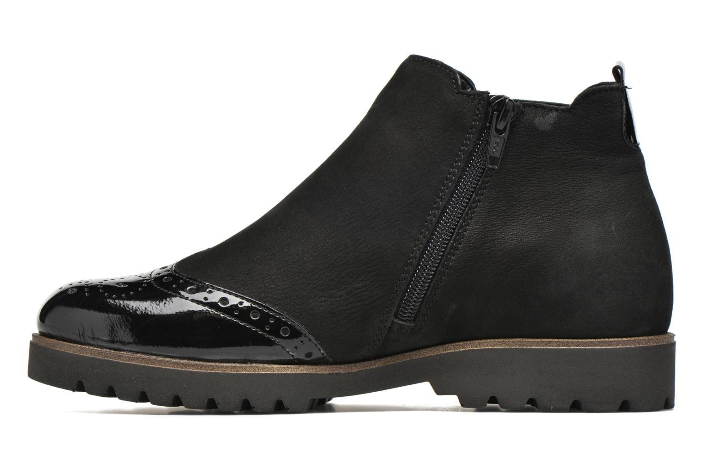 Bottines et boots Remonte Clara D0178 Noir vue face
