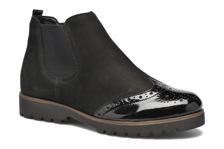 Bottines et boots Remonte Clara D0178 Noir vue détail/paire