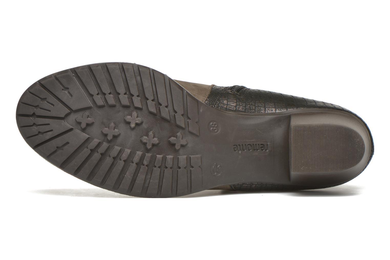 Bottines et boots Remonte Andrea D3182 Gris vue haut