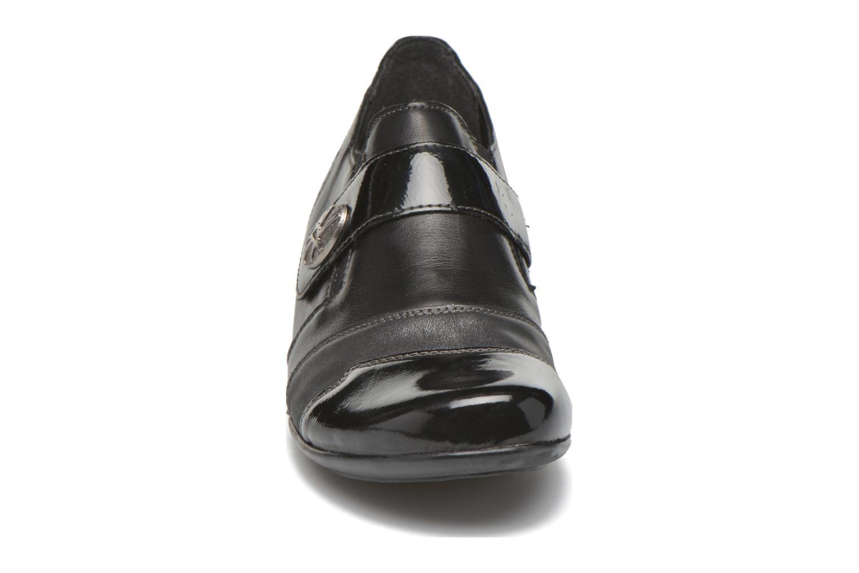 Escarpins Remonte Angie D7333 Noir vue portées chaussures
