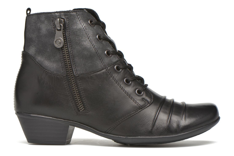 Bottines et boots Remonte Joséphine D7390 Noir vue derrière