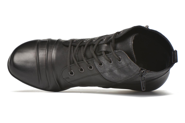 Bottines et boots Remonte Joséphine D7390 Noir vue gauche