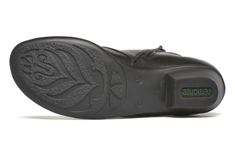 Bottines et boots Remonte Joséphine D7390 Noir vue haut