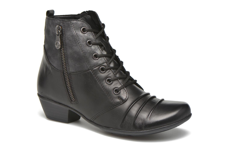 Bottines et boots Remonte Joséphine D7390 Noir vue détail/paire