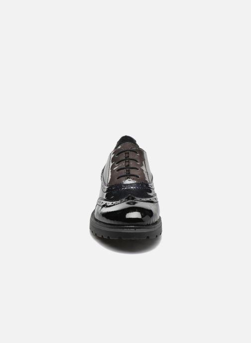 Chaussures à lacets Remonte Alix R1901 Noir vue portées chaussures