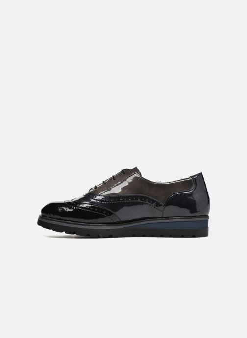 Chaussures à lacets Remonte Alix R1901 Noir vue face