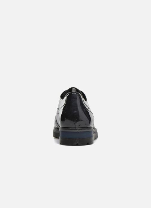 Chaussures à lacets Remonte Alix R1901 Noir vue droite