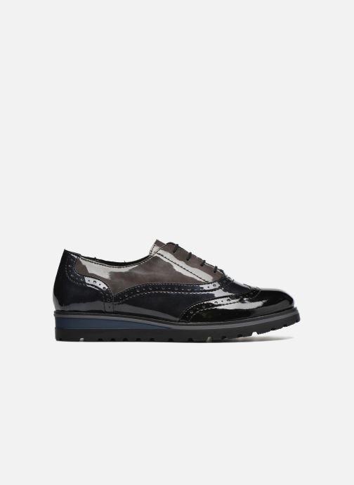 Chaussures à lacets Remonte Alix R1901 Noir vue derrière