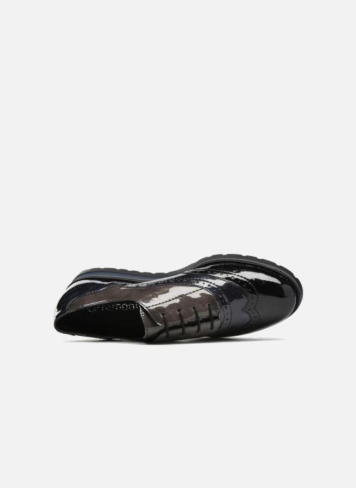 Chaussures à lacets Remonte Alix R1901 Noir vue gauche