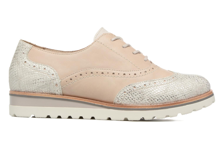 Chaussures à lacets Remonte Alix R1901 Blanc vue derrière