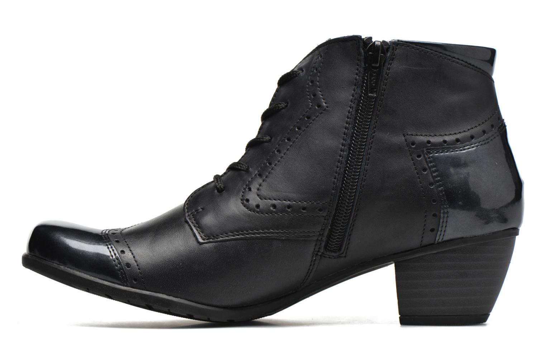 Bottines et boots Remonte Oriane R9170 Bleu vue face