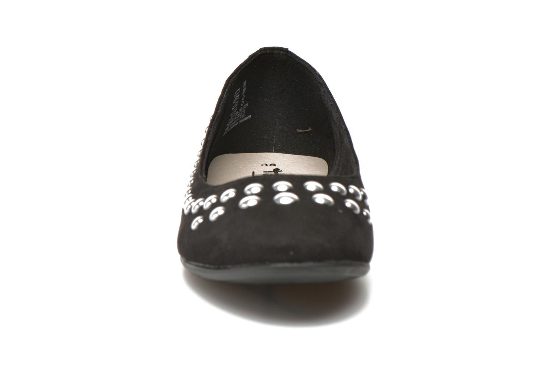Ballerines Tamaris Amelia Noir vue portées chaussures