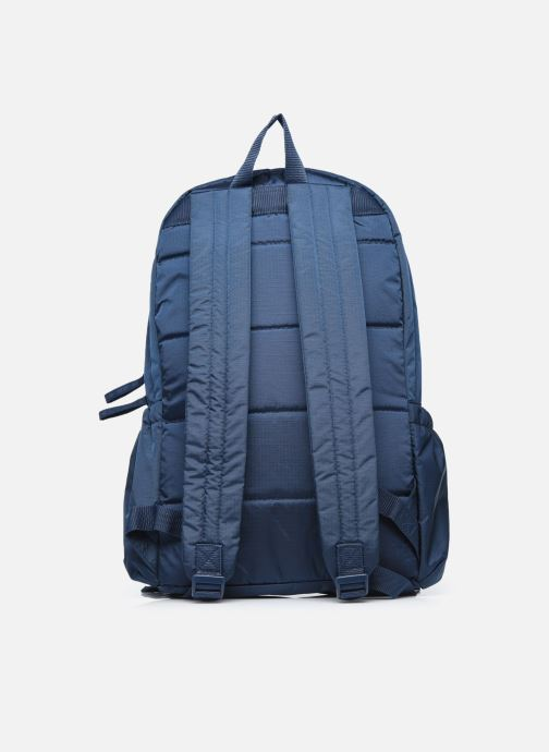 Rucksäcke Bensimon City Backpack blau ansicht von vorne