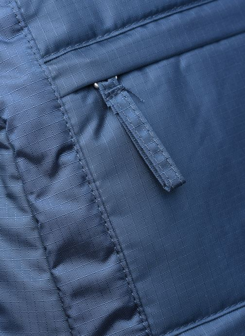 Zaini Bensimon City Backpack Azzurro immagine sinistra