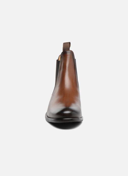Bottines et boots Brett & Sons Aron Marron vue portées chaussures