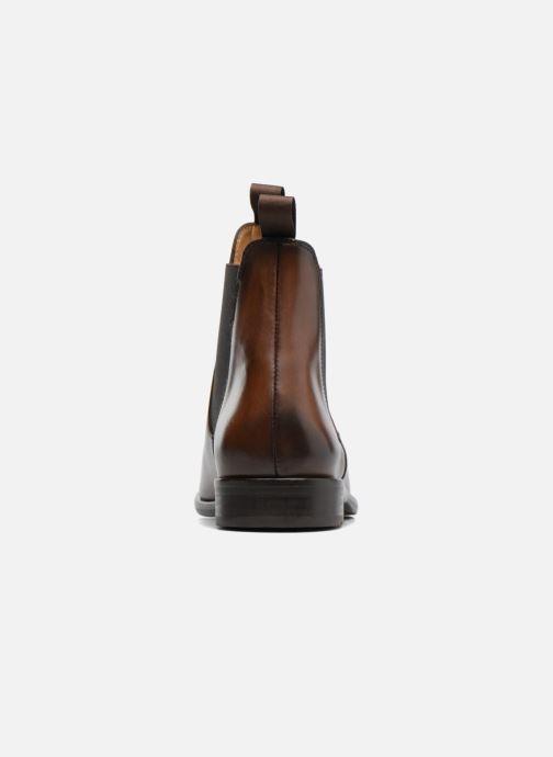 Bottines et boots Brett & Sons Aron Marron vue droite