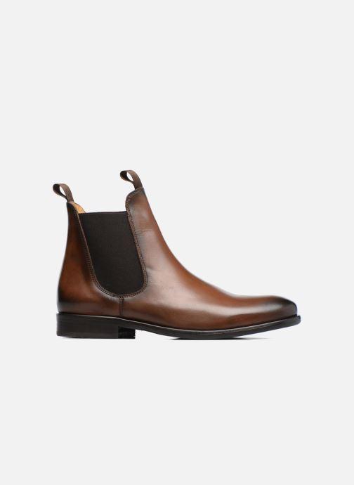 Bottines et boots Brett & Sons Aron Marron vue derrière