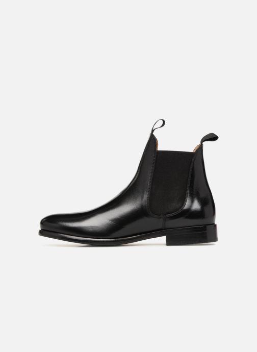 Bottines et boots Brett & Sons Aron Noir vue face