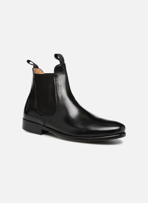 Bottines et boots Brett & Sons Aron Noir vue détail/paire