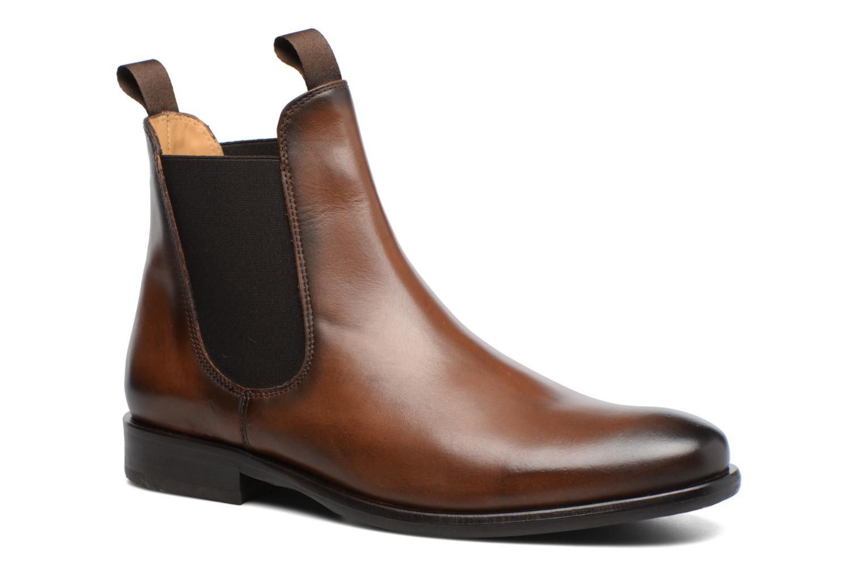 Brett & Sons Aron (Marron) - Bottines et boots en Más cómodo Confortable et belle