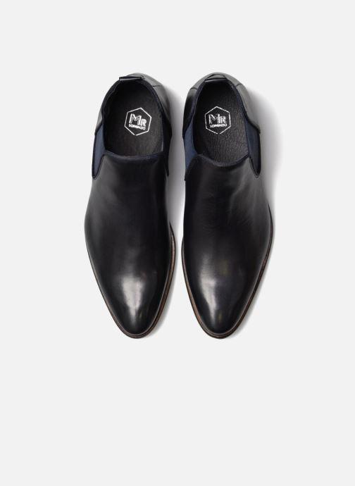 Bottines et boots Mr SARENZA Toddown Noir vue portées chaussures