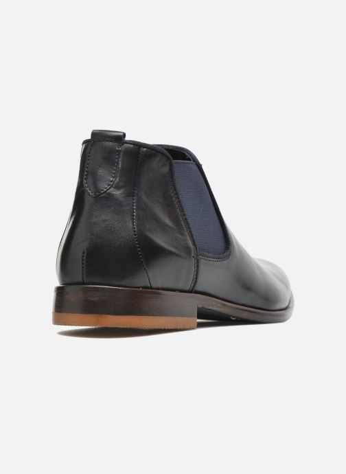 Ankle boots Mr SARENZA Toddown Black front view