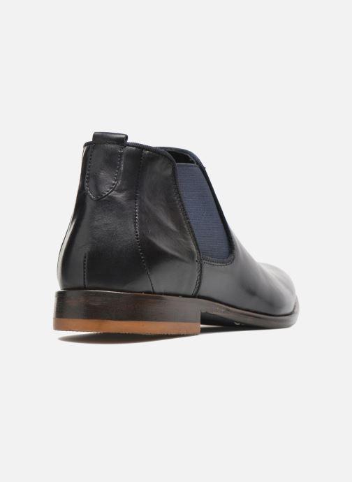 Bottines et boots Mr SARENZA Toddown Noir vue face