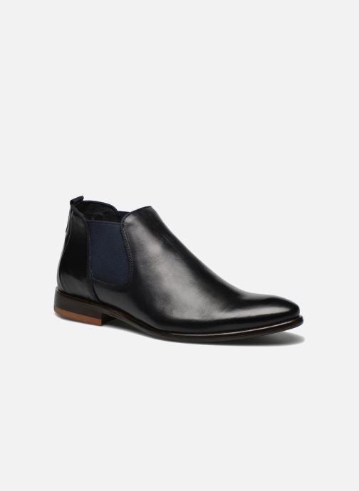 Ankle boots Mr SARENZA Toddown Black view from the right