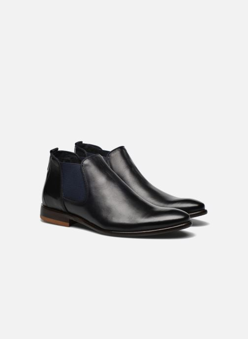 Ankle boots Mr SARENZA Toddown Black back view