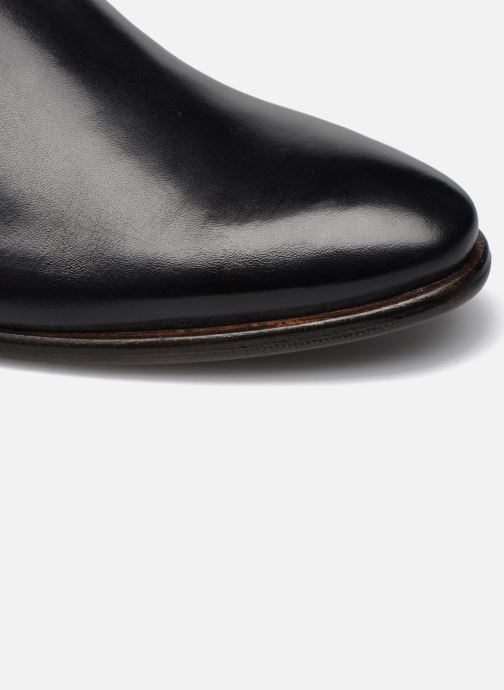 Ankle boots Mr SARENZA Toddown Black view from the left